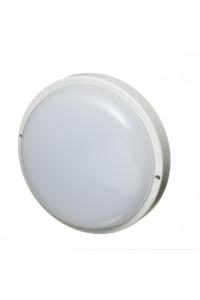 Led светильник для ЖКХ 8Вт 6000К круг IP65