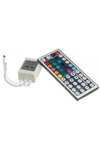 Контроллер RGB 12А/144Вт, (IR 44 кнопки)