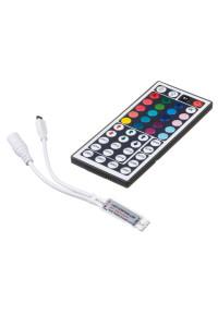 Контроллер RGB мини 6А/72Вт (IR 44 кнопки)