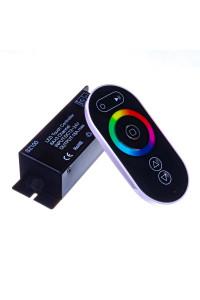 Диммер светодиодный 24А/288Вт (3 кнопки)