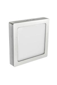 Led светильник накладной 12Вт 4000К квадрат IP20