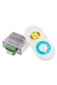 Диммер светодиодный 18А/216Вт (5 кнопок)