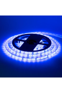 Лента светодиодная синяя 12V smd2835 60лед герметичная
