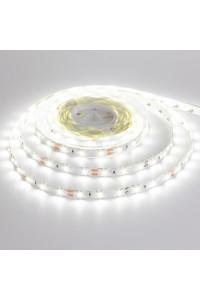 Лента светодиодная белая 12V smd3528 60лед герметичная