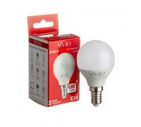 Led лампа SIVIO теплая белая 6W E14 G45 3000K