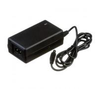 Блок питания 12V штекер 2А 24W +кабель питания негерметичный