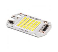 Светодиодная матрица для LED 220В 30Вт 6000К
