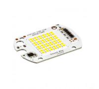 Светодиодная матрица для LED 220В 50Вт 6000К