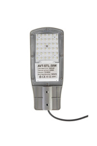 LED светильник уличный Кобра AVT-STL 30Вт 6000К герметичный
