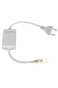 Адаптер питания Led ленты 220V Multi-Color smd2835-48 LED/m + контроллер + коннектор 2pin