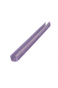 Профиль пластиковый для светодиодногоRGB неона 220V 100см
