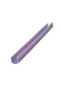 Крепежи для светодиодного неона 220В (1 м) пластик