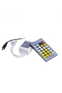 Контроллер W+WW 6А/72Вт (IR 24 кнопки)