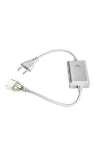Адаптер питания Led ленты 220V Multi-Color smd2835-180 LED/m + контроллер + коннектор 4pin