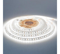 Лента светодиодная белая 12V AVT-New smd2835 120лед герметичная, 1м