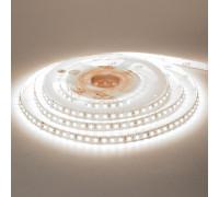 Лента светодиодная белая нейтральная 12V AVT New smd3528 120лед негерметичная