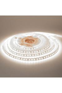 Лента светодиодная белая нейтральная 12V AVT New smd3528 120LED/m IP20, 1м