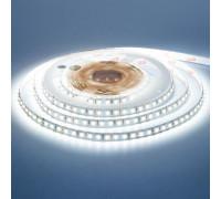Лента светодиодная белая холодная 12V AVT New smd3528 120лед негерметичная, 1м