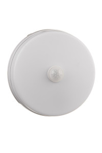 Led светильник с датчиком Sensor 18Вт 5000К круг IP44