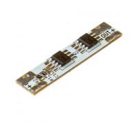 Модуль плавного включения для led ленты ON/OF 12V 8A на клейкой основе