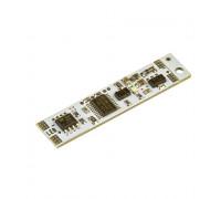 Оптический датчик приблиижения ON/OFF 12V в профиль 5А с диммированием + памятью дист. до 3 см