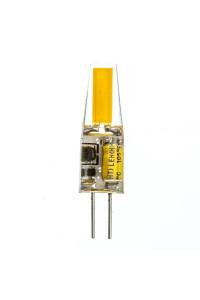 Светодиодная лампа SIVIO cob1505 3,5Вт G4 12В 4500K Silicon