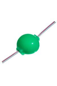 Модуль СОВ 12V МТК зелёный 1led 2Вт IP65
