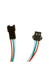 Led коннектор для Smart ленты (комплект папа+мама)